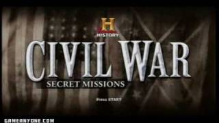 let's Play Civil War Secret Missions part 1