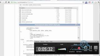 видео Редактирование шаблона WordPress: файл sidebar.php
