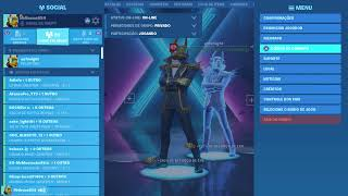 * NEW * SKIN IS BEAUTIFUL!! FORTNITE LIVE #252