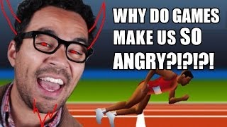 Repeat youtube video Why Do Games Make Us SO Freakin Angry?!?! | Game/Show | PBS Digital Studios