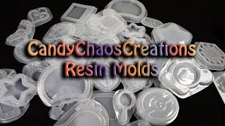 CandyChaosCreations Resin Molds
