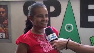 Elcivania Machado, Coordenadora da Escola Cazuza Bezerra, fala sobre o trabalho realizado na educaçã