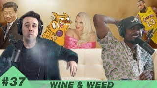 The NBA in China, Trisha Paytas and Spooky Texts
