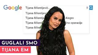Tijana eM: Nisam ja ničija žena, a pogotovo ne od sultana!| GUGLALI SMO | S03E08