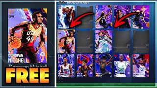 HOW TO GET THE FREE HERO GALAXY OPAL DONOVAN MITCHELL IN LESS THAN 30 MINS!! FREE PINK DIAMOND DLO!!