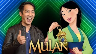 Disney's Live Action Mulan: Jimmy Wong's First Hand Experience