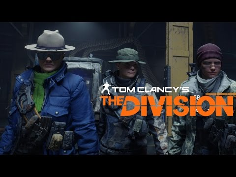 Tom Clancy's The Division | Dark Zone | New Level 7, 8, 9 (PC Gameplay Walkthroght)
