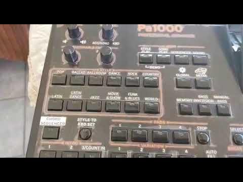 KORG PA1000 Module