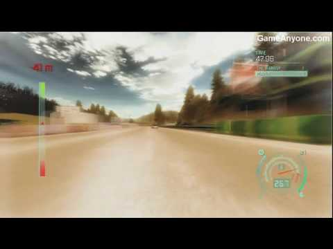 Need For Speed Undercover - I-10 to I-5 - Highway Battle