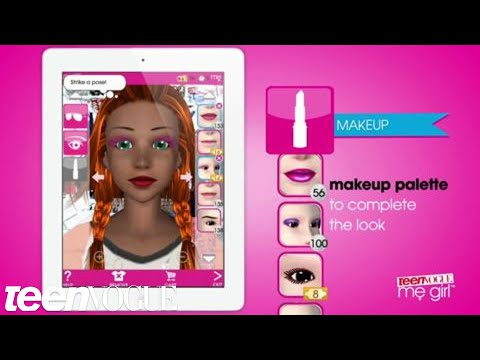 Play Teen Vogue Me Girl New Fashion Youtube