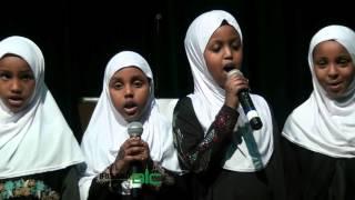 Anaasheed Somali ah oo Caruurta Dugsiga ay u Qaadeen BIC bicmutamar2015