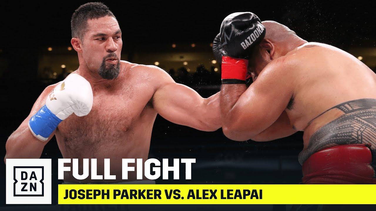 FULL FIGHT | Joseph Parker vs. Alex Leapai