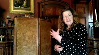 Lippitt House Spotlight: The Dining Room Screen