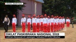 Diklat Paskibraka Nasional 2019