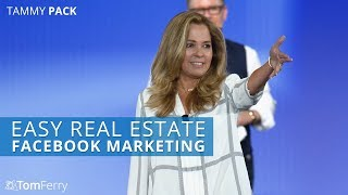 Over $150,000 GCI in 18 Months Just from Facebook Marketing | Tammy Pack | Summit 2017
