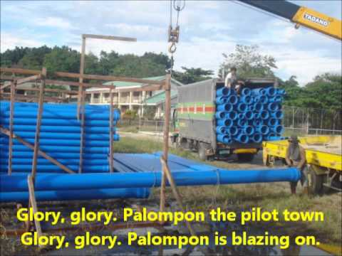 Palompon Hym with Vocals and Lyrics
