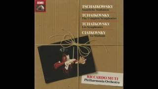 チャイコフスキー(Peter Ilyich Tchaikovsky):交響曲全集(6曲),幻...