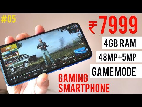 Top 5 Budget Gaming Smartphone Under 10000 In 2019 || October Phones Under ₹8000