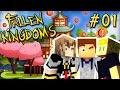 Fallen Kingdoms : Japon | Jour 1 - Comme Au Bon Vieux Temps ! video