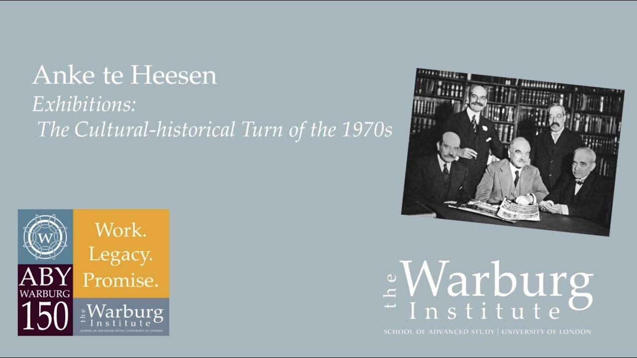 Ulrich Heesen anke te heesen exhibitions the cultural historical turn of the