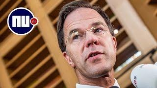 Rutte Over Winst Baudet: 'ik Hoop Dat Hij Zijn Verantwoordelijkheid Neemt'