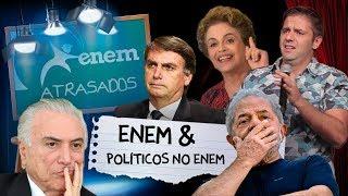 Fábio Rabin - ENEM 2018 / Políticos no ENEM