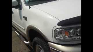FORD F 150 LARIAT DOBLE CABINA