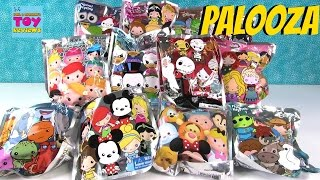 Disney Figural Keyring Palooza Toy Story Princess Frozen Toy Review Blind Bag | PSToyReviews
