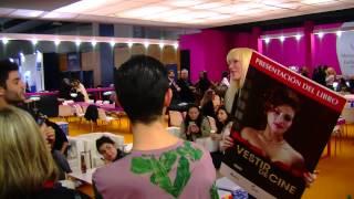 """Presentación de """"Vestir de Cine"""" en MBFWM14"""