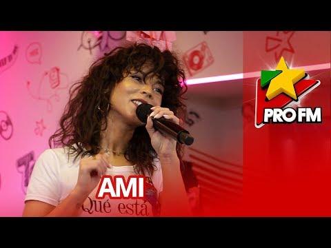 Ami - Te-astept diseara | ProFM LIVE Session