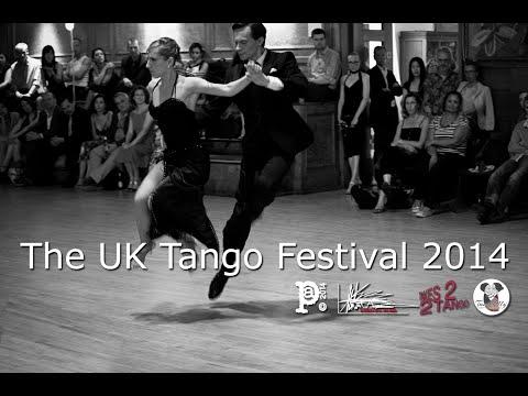 UK TANGO FESTIVAL 2014 - The Tango BA and Dance World Cup Championship Preliminaries 2014