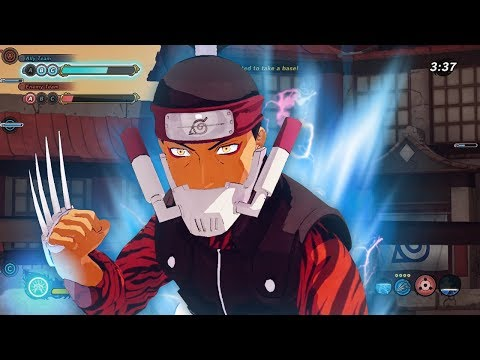 HYPER OFFENSIVE LARIAT! (Lightning Release Chakra Mode) Naruto to Boruto Shinobi Striker GAMEPLAY