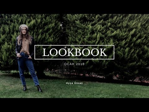 LOOKBOOK | OCAK 2018