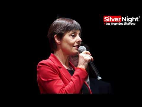 """Lauréat 2019 des Trophées #SilverEco / SilverNight : """"Département de la Saône et Loire"""" Santé Esanté"""