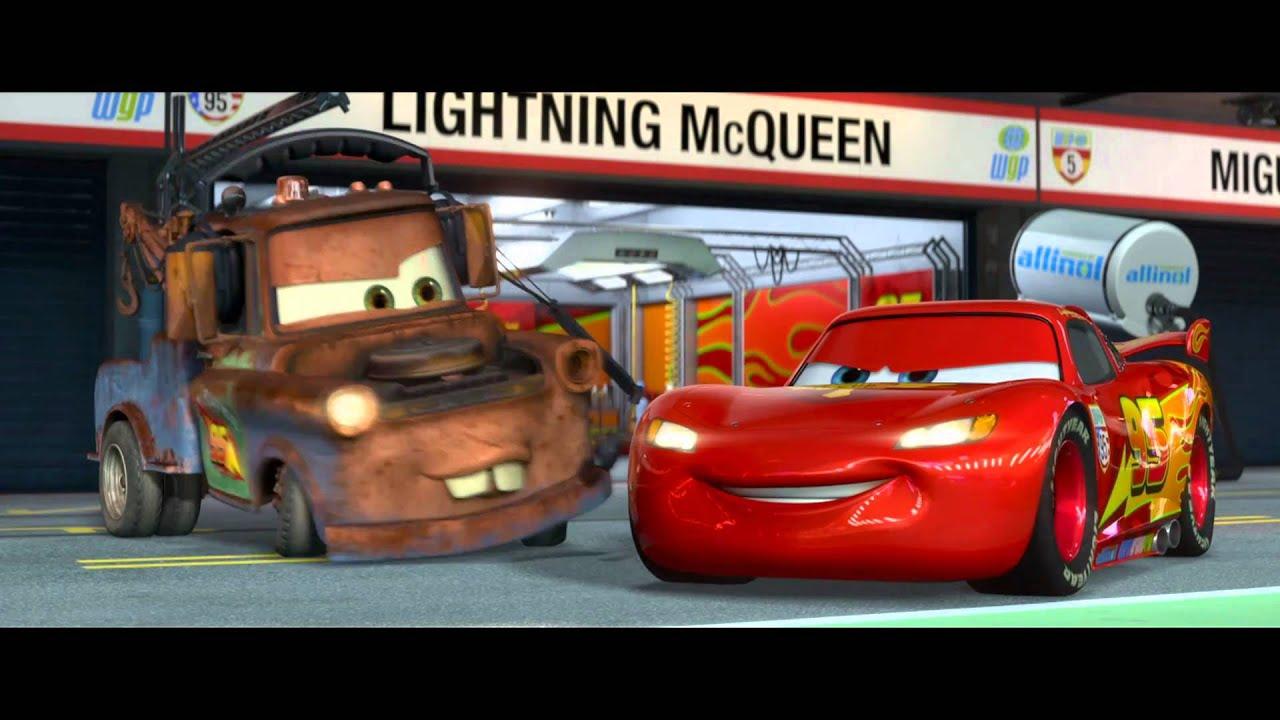 Carros 2 Previa Exclusiva Walt Disney Studios Brasil Youtube