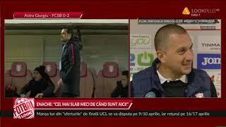 astra fcsb 0 2 ce a declarat enache liga 1 etapa 2 play off 2018 2019