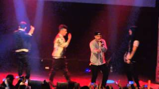 Midnight Red- I Knew You Were Trouble (Pop Explosion NYC)
