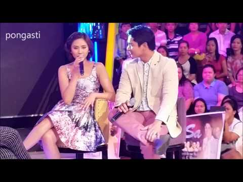 Sarah Geronimo and Coco (Maybe This Time) in GGV