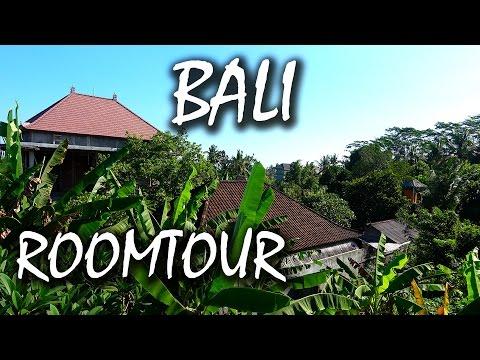 Super gute und günstige Unterkunft auf Bali - Backpacking Weltreise Unterkunft