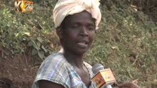 Maajuza wajikakamua kuvunja mawe kwenye timbo, Kisumu