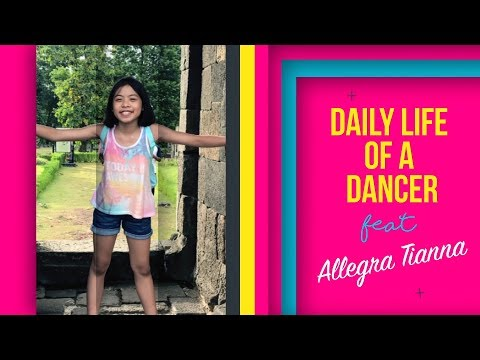 Daily Life of a Dancer - LIVE POSITIVE