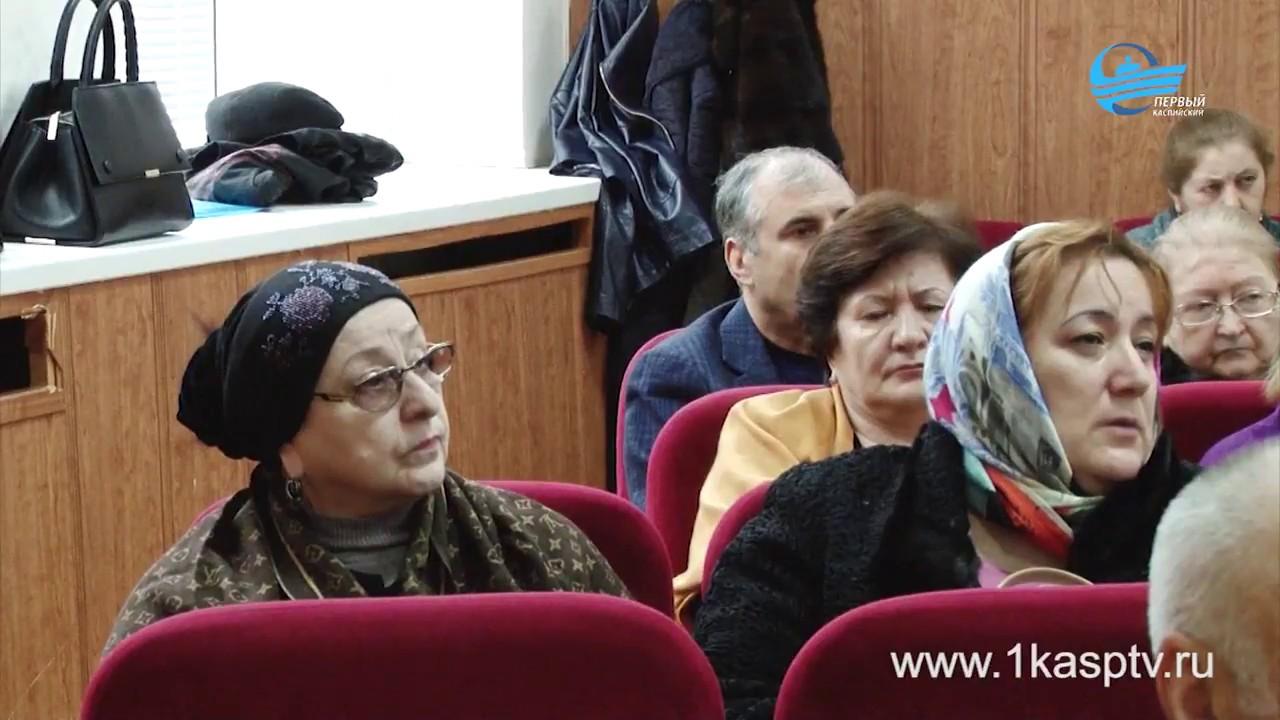 Еженедельное аппаратное совещание под руководством главы Каспийска М. Абдулаева прошло в городской администрации