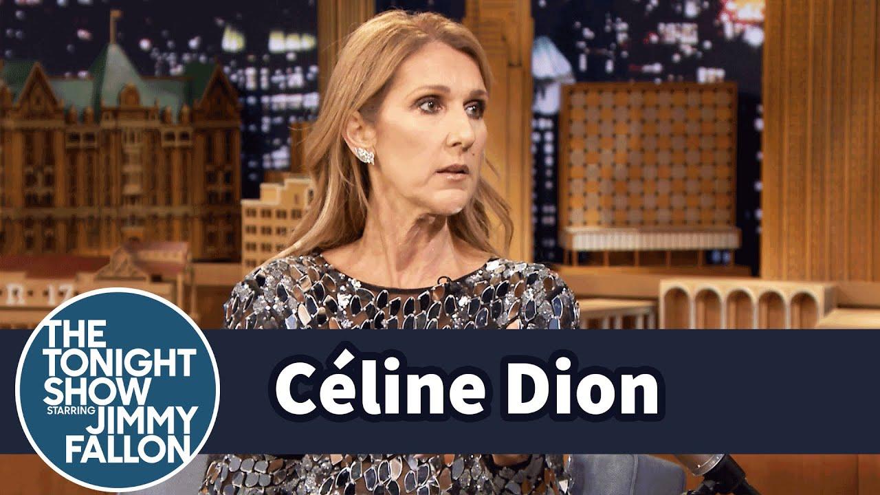Celine dion hates america