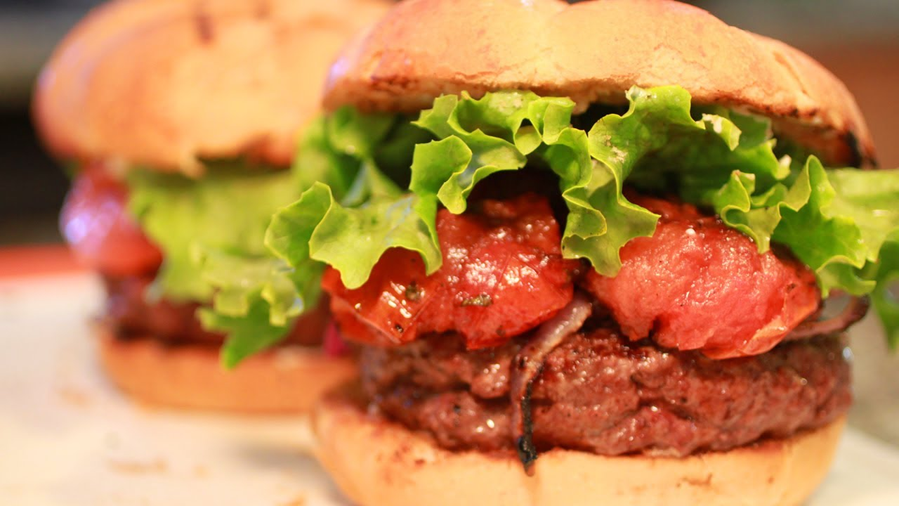 Juicy Lucys Best Burger Recipe Youtube