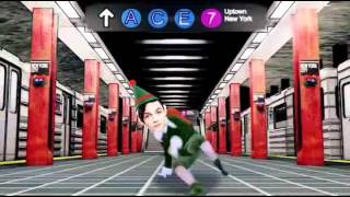 Andy biersack elf dance