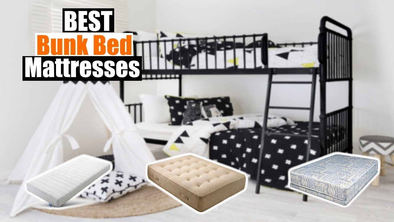 8 Best Bunk Bed Mattress 2019 That You Must See Complete Buyers