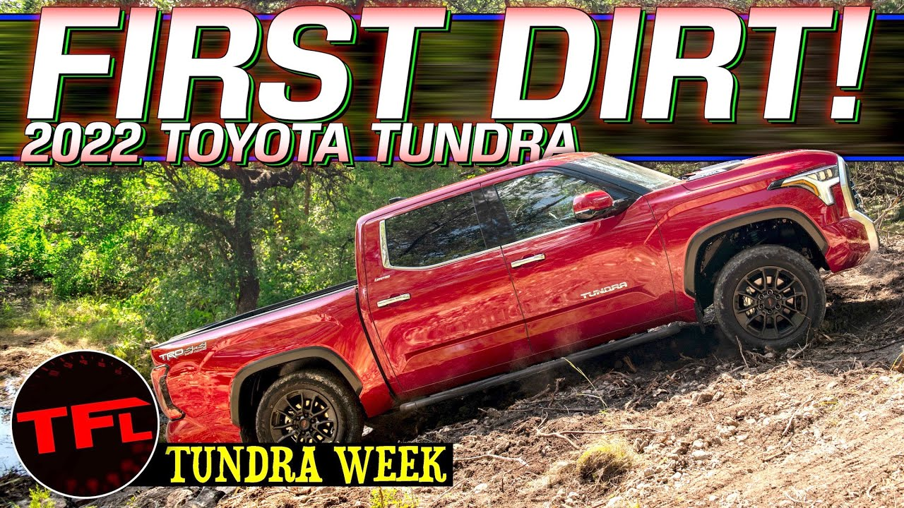 Hallelujah! The 2022 Toyota Tundra Finally Has A Locking Rear Diff, But Does It Actually WORK? Ep.2