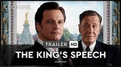 The King's Speech - Trailer (deutsch/german)