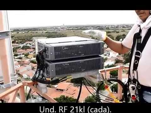 Instalação 3 4G