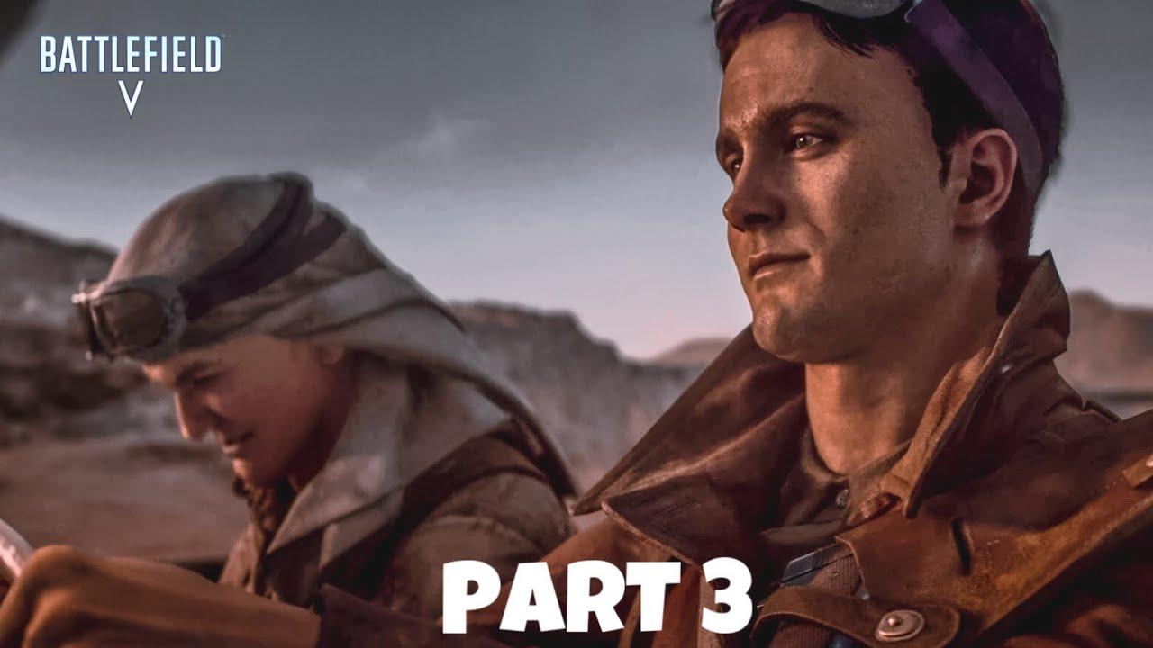 BATTLEFIELD 5 Under No Flag Tamil Gameplay Part - 3   Tamil Gameplay  